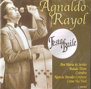 CD - Agnaldo Rayol – Festa Baile Com Agnaldo Rayol