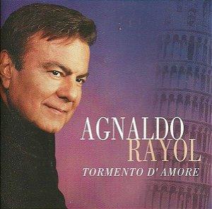 CD - Agnaldo Rayol – Tormento D'amore