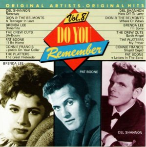 CD - Various ‎– Do You Remember Vol. 8 - IMP