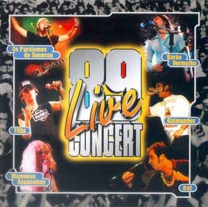 CD - Various ‎– 89 Live Concert