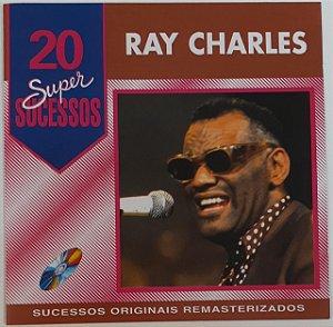 CD - Ray Charles (Coleção 20 Super Sucessos)