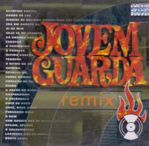 CD - Various ‎– Jovem Guarda Remix