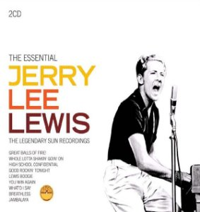 Jerry Lee Lewis ‎– The Essential Jerry Lee Lewis The Legendary Sun Recordings (CD DUPLO)