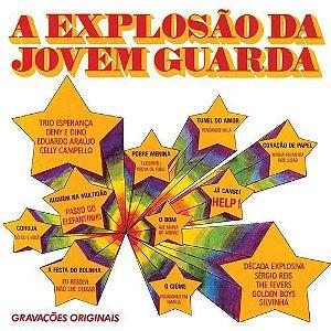 Various – A Explosão Da Jovem Guarda
