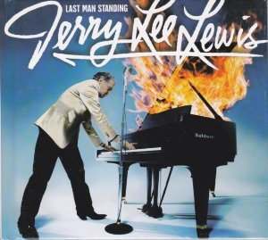 Jerry Lee Lewis ‎– Last Man Standing - The Duets (DIGIPACK)