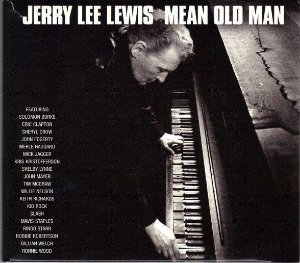 CD - Jerry Lee Lewis ‎– Mean Old Man - DIGIPACK