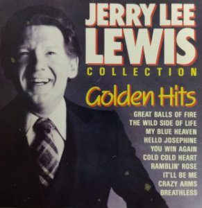 Jerry Lee Lewis ‎– Jerry Lee Lewis Collection Golden Hits