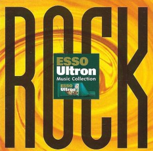 CD - Various ‎– Esso Ultron Music Collection - Rock