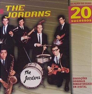 CD - The Jordans - Seleção de Ouro - 20 Sucessos (Gravações Originais Remasterizadas em Digital)