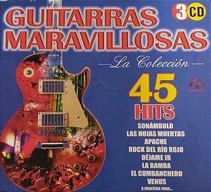 Various - Guitarras Maravillosas - La Colección - 45 Hits - (BOX - 3CDS)