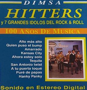 CD - Hitters Y 7 Grandes Idolos Del Rock & Roll (Vários Artistas)