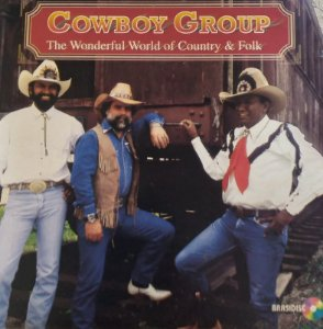 CD Cowboy Group - The Wonderful World Of Country & Folk