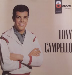 CD - Tony Campello – Rock Around The Girls