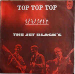 CD - The Jet Black's – Top Top Top