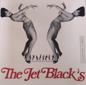CD - The Jet Blacks ‎– The Jet Black's
