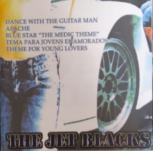 Cd - The Jet Blacks .