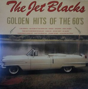 Cd - The Jet Blacks ‎– Golden Hits Of The 60'S