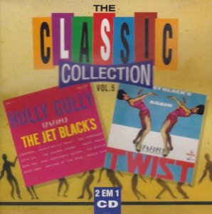 Cd - The Jet Blacks ‎– The Classic Collection