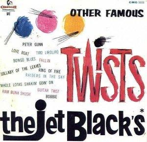 LP - The Jet Blacks ‎– Other Famous Twists
