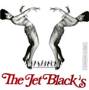 LP - The Jet Blacks ‎– The Jet Black's