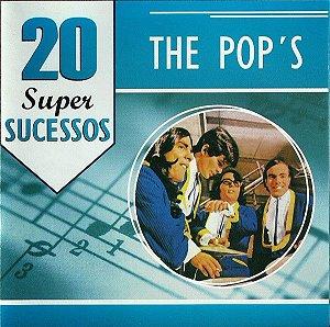 CD - The Pop's – 20 Super Sucessos