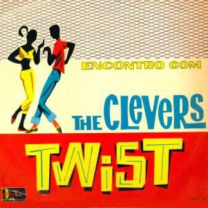 LP - The Clevers ‎– Encontro Com The Clevers (Twist)