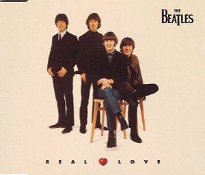 CD = The Beatles – Real Love (CD SINGLE)