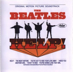 CD - The Beatles ‎– Help! (Original Motion Picture Soundtrack)