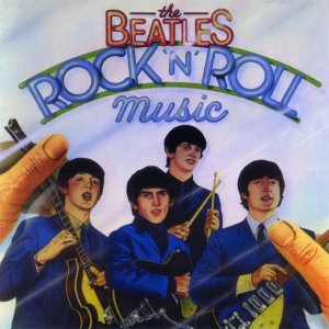 CD -  The Beatles ‎– Rock And Roll Music