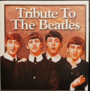 CD - Various ‎– Tribute To The Beatles - IMP