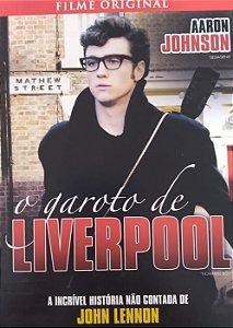 DVD - O GAROTO DE LIVERPOOL (DIGIPACK)