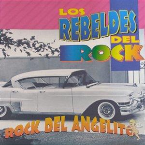 CD - Los Rebeldes Del Rock - Rock Del Angelito (Nacional)