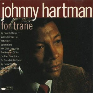 CD - Johnny Hartman – For Trane (Importado)