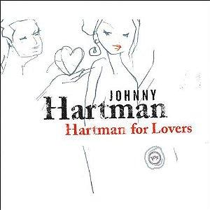 CD - Johnny Hartman – Hartman For Lovers - (Nacional)