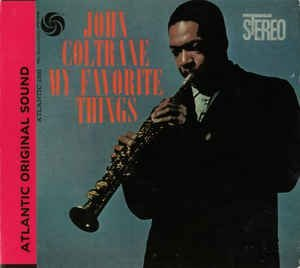 CD - John Coltrane ‎– My Favorite Things (Importado) - Digipack