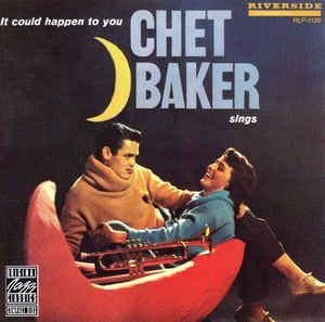 CD - Chet Baker ‎– It Could Happen To You (Nacional)