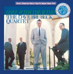 CD - The Dave Brubeck Quartet ‎– Gone With The Wind (Nacional)