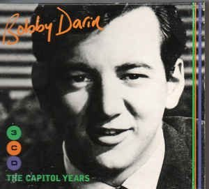CD - Bobby Darin – The Capitol Years (Importado) - BOX  3 cds