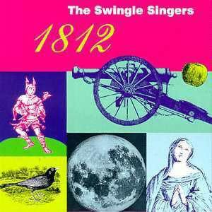 CD - The Swingle Singers ‎– 1812 (Importado - USA)
