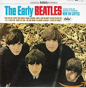 CD - The Beatles ‎– The Early Beatles (Importado - US)