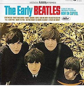 CD - The Beatles – The Early Beatles (Importado - US)
