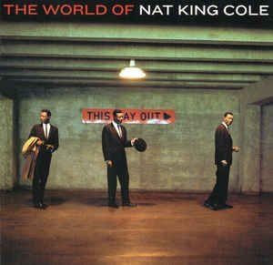 CD - Nat King Cole ‎– The World Of Nat King Cole (Nacional)