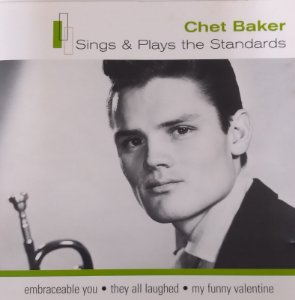 CD - Chet Baker - Sing & Plays The Standards (Nacional)