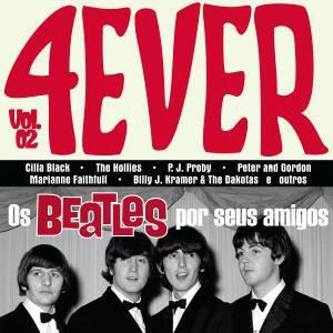 CD - Various -  4ever - Vol.02 - os Beatles Por Seus Amigos - Discobertas (Nacional)