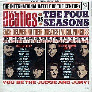 CD -The Beatles Vs The Four Seasons – The Beatles Vs The Four Seasons (Importado)
