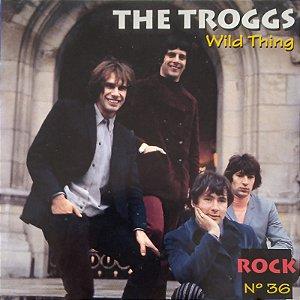 CD - The Troggs - Wild Thing (Nacional)