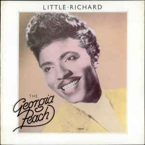 LP - Little Richard ‎– The Georgia Peach
