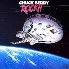 Lp - Chuck Berry – Rockit (1986)