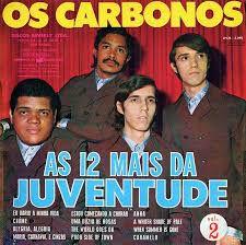 LP - Os Carbonos – As 12 Mais Da Juventude Vol. 2 ( Nacional 1969)