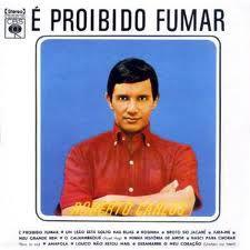 LP - Roberto Carlos – É Proibido Fumar